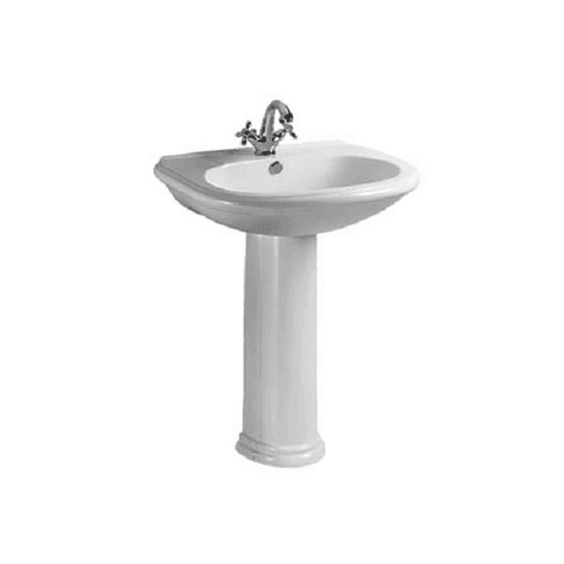QUEENSWOOD昆斯伍德LIZA系列陶瓷柱盆