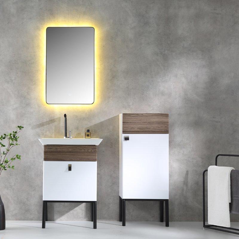 QUEENSWOOD波尼塔系列落地浴室柜 -- 专利产品