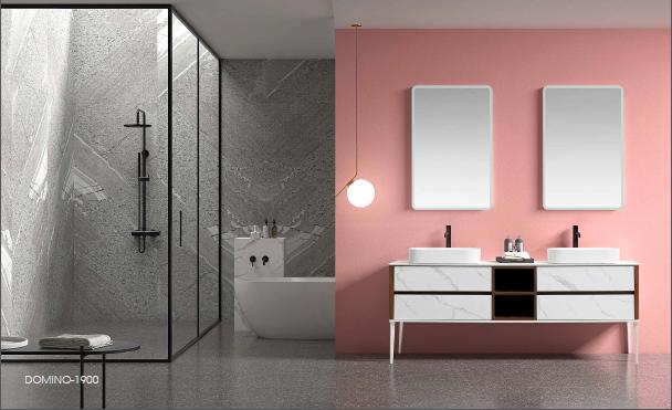 QUEENSWOOD昆斯伍德 多米诺系列挂墙浴室柜